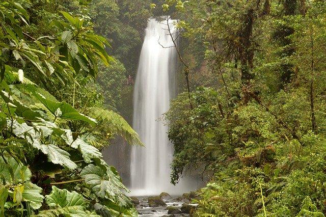 Costa Rica Latin American River